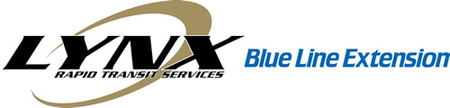 Lynx Rapid Transit Services - Blue Line Extension