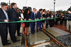 Ribbon Cutting for LYNX Blue Line Extension