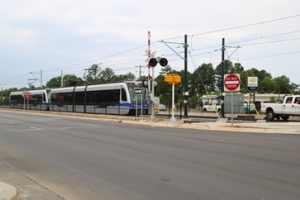 Light Rail Connects Us: Train Tests Are Underway
